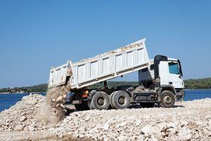 Tipper Truck Hire London