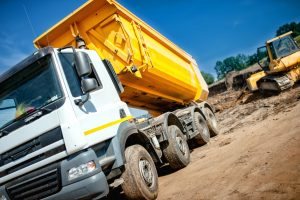 Tipper Truck Hire Cambridgeshire