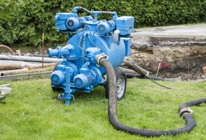 Water Pump Hire Cambridge