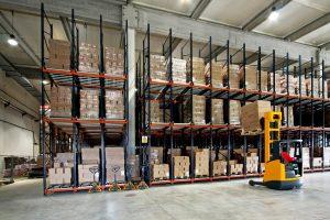 Forklift Truck Hire Cambridge