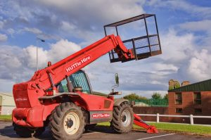 Forklift Hire Norfolk